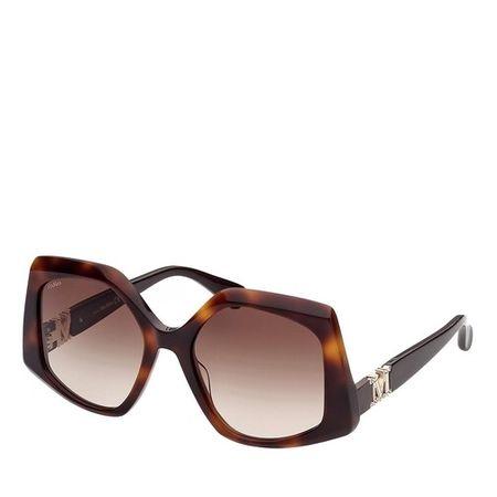 Max Mara  Sonnenbrille - MM0012 - in braun - für Damen
