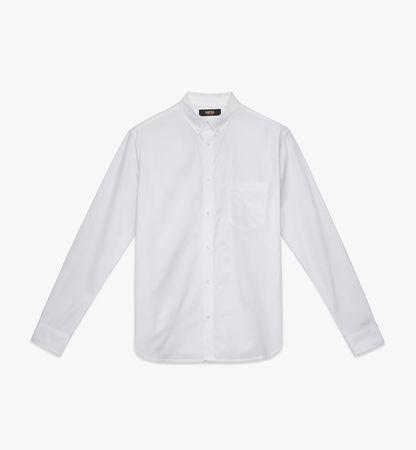 MCM  Resnick Oversize-Damenhemd Damen White weiss