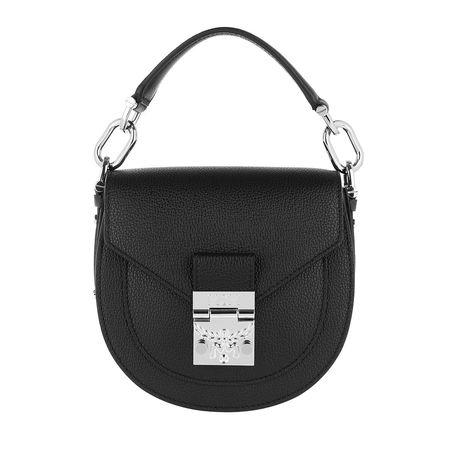MCM  Umhängetasche  -  Patricia Park Avenue Shoulder Bag Mini Black  - in schwarz  -  Umhängetasche für Damen schwarz