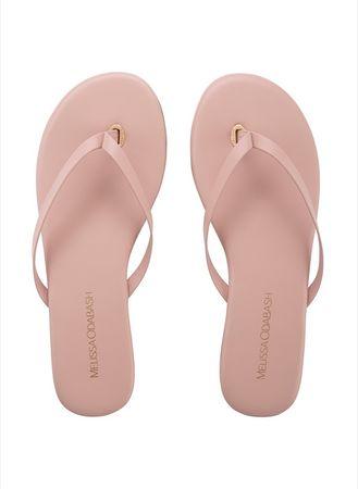 Melissa Odabash Flip Flop pink