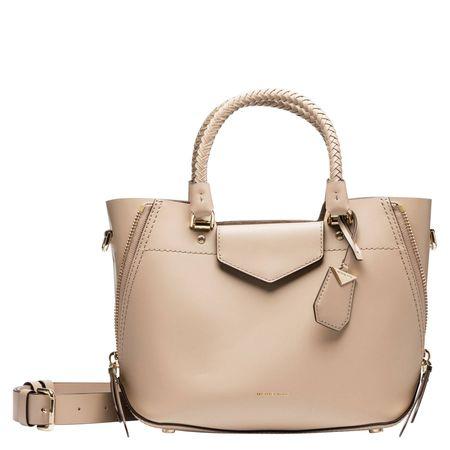 Michael Kors ® - Handtasche aus Leder in Beige für Damen, Größe UNI braun