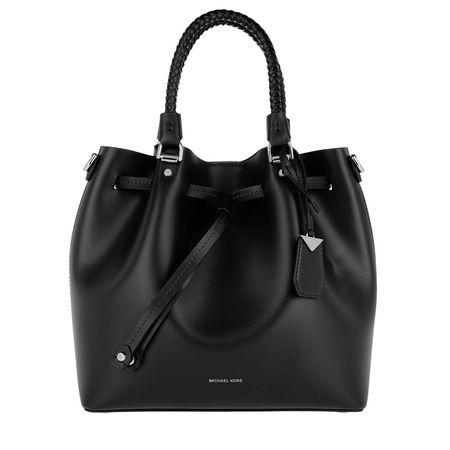 Michael Kors  Beuteltasche  -  Blakely Medium Bucket Bag Black  - in schwarz  -  Beuteltasche für Damen schwarz