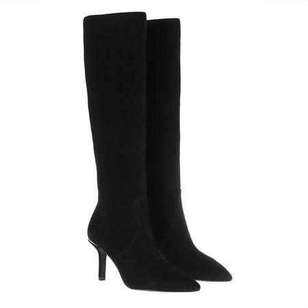 Michael Kors  Boots  -  Katerina Boot Black  - in schwarz  -  Boots für Damen schwarz