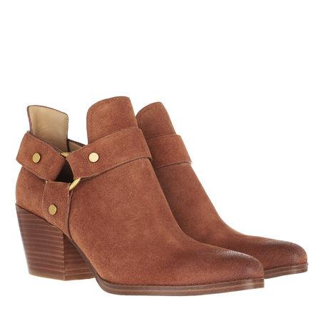 Michael Kors  Boots  -  Pamela Heeled Bootie Luggage  - in braun  -  Boots für Damen braun