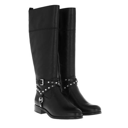 Michael Kors  Boots  -  Preston Boot Black  - in schwarz  -  Boots für Damen schwarz