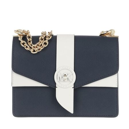 Michael Kors  Crossbody Bags - Small Conv Xbody Handbag  Leather - in blau - für Damen