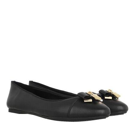 Michael Kors  Loafers & Ballerinas - Alice Ballet - in black - für Damen schwarz