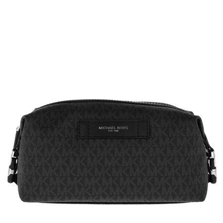 Michael Kors  Necessaire  -  Toiletry Kit Travel Wallet Black  - in schwarz  -  Necessaire für Damen schwarz