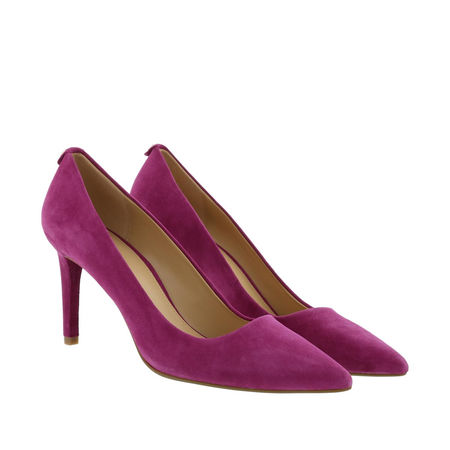 Michael Kors  Pumps  -  Dorothy Flex Pump Garnet  - in lila  -  Pumps für Damen pink