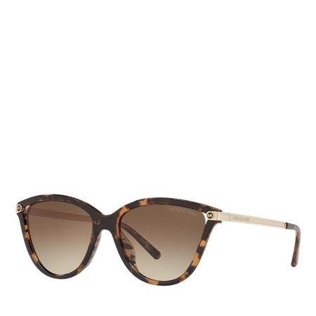 Michael Kors  Sonnenbrille - 0MK2139U - in braun - für Damen