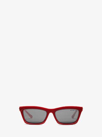 Michael Kors Sonnenbrille Stowe weiss