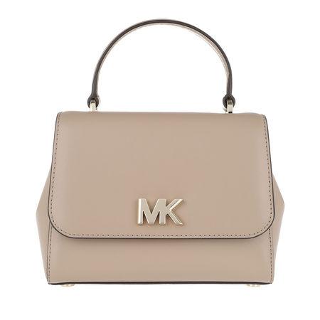 Michael Kors  Tasche  -  Mott SM TH Satchel Bag Truffle  - in beige  -  Tasche für Damen braun