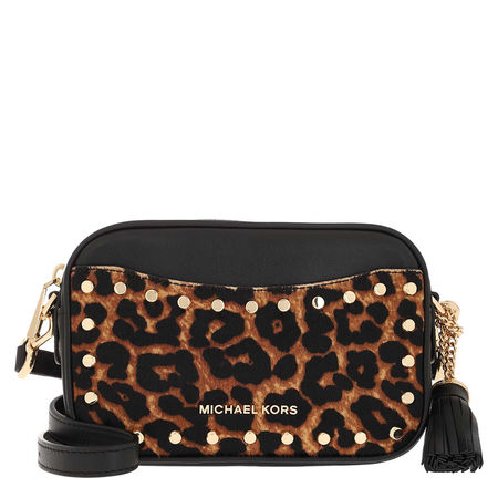 Michael Kors  Umhängetasche  -  Jet Set Camera Beltbag Xbody Bag Black Multi  - in schwarz  -  Umhängetasche für Damen schwarz