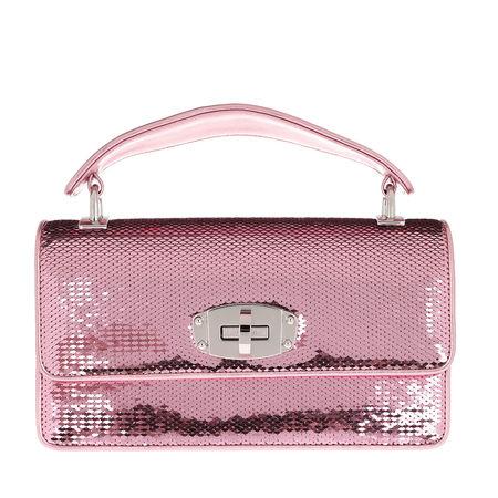 Miu Miu  Tasche  -  Sequin Shoulder Bag Rosa  - in pink  -  Tasche für Damen rosa