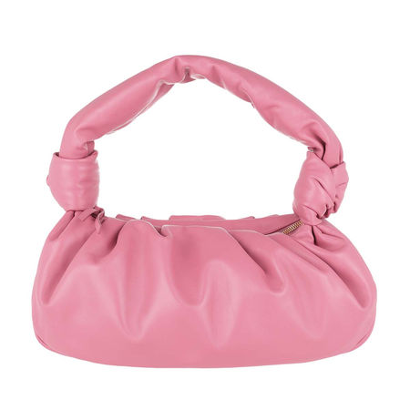 Miu Miu  Tote  -  Tote Bag Leather Begonia  - in pink  -  Tote für Damen rosa