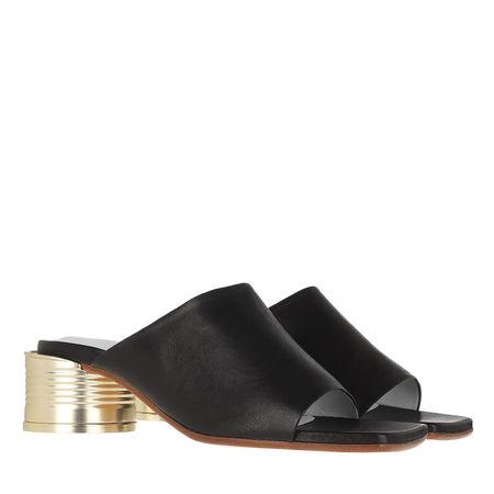 MM6 Maison Martin Margiela MM6 Maison Margiela Schuhe  -  Sandal Black  - in schwarz  -  Schuhe für Damen schwarz