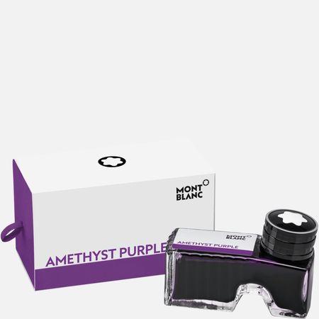 Montblanc  - Tintenfass 60 Ml, Amethyst Purple - Tintenfläschchen - Violett