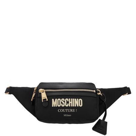 MOSCHINO  Bauchtaschen - Bag - in schwarz - für Damen schwarz