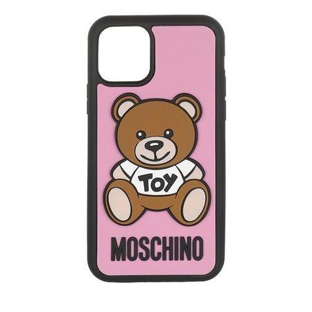 MOSCHINO  Handyhüllen - iPhone 11 Pro Toy Cover - in rosa - für Damen
