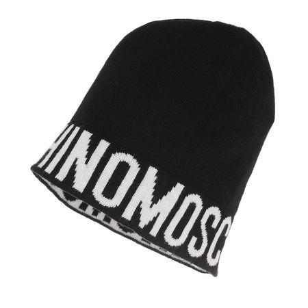 MOSCHINO  Mützen - Beanie - in schwarz - für Damen schwarz