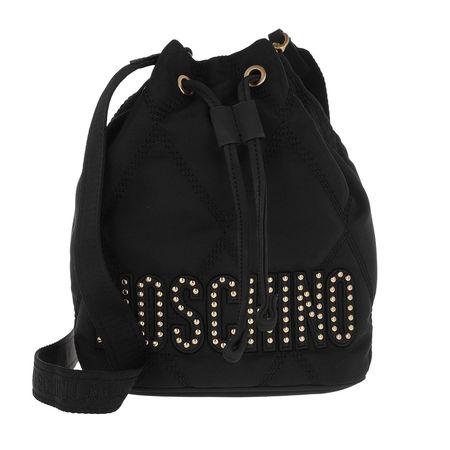 MOSCHINO  Pochettes - Pochette - in schwarz - für Damen schwarz