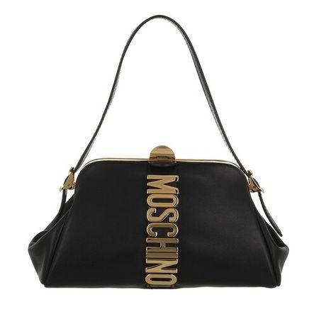 MOSCHINO  Shopper - Borsa Tracolla - in schwarz - für Damen
