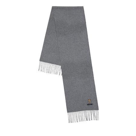 MOSCHINO  Tücher & Schals - Scarf - in hellgrau - für Damen grau