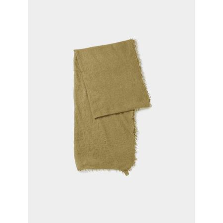 Mouleta Schal aus Kaschmir grau