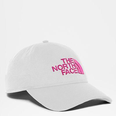 TheNorthFace The North Face One Touch Lite Schirmmütze Tnf White/mr. Pink Größe Einheitsgröße Damen weiss