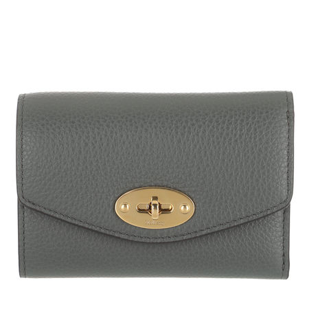 Mulberry  Portemonnaie - Darley Continental Wallet - in grau - für Damen grau