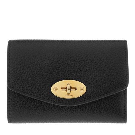Mulberry  Portemonnaie - Darley Continental Wallet - in schwarz - für Damen