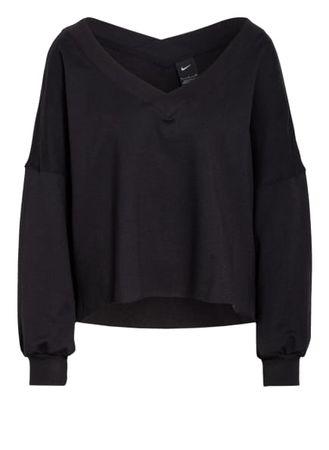 Nike  Sweatshirt Yoga Off-Matt schwarz schwarz