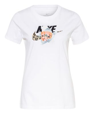 Nike  T-Shirt weiss