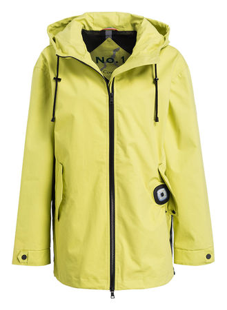 No.1 COMO  Parka Kap gelb orange