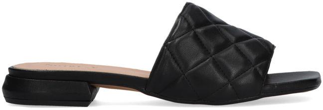 Notre-V -20%:  Pantolette 1318 Schwarz Damen Damen Größe 36 Leder schwarz