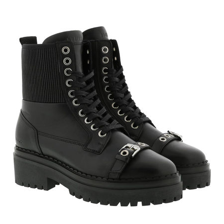 Nubikk  Boots  -  Fae Wave Boot Black  - in schwarz  -  Boots für Damen schwarz