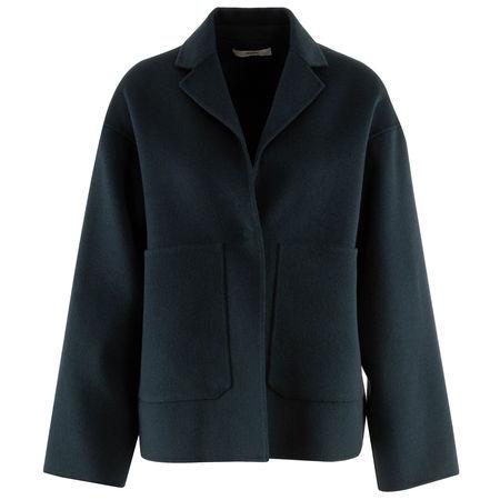 Odeeh  - Jacke aus Cashmeregemisch schwarz