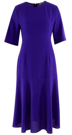 Odeeh  - Kleid aus Wolle