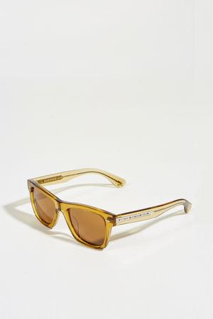 Oliver Peoples  - Sonnenbrille 'Oliver Sun' Braun braun