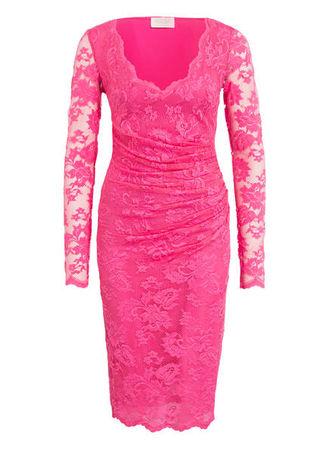 Olvi's  Spitzenkleid pink pink