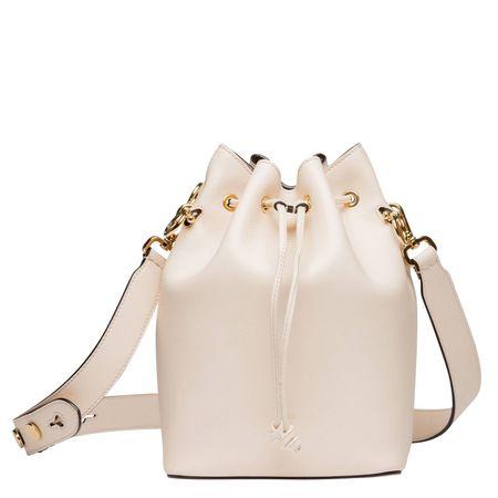 Fendi ® - Handtasche aus Leder in Camel/Braun/Orange für Damen, Größe UNI braun