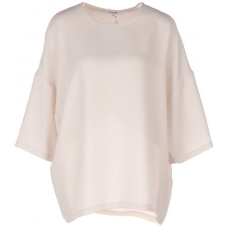 """P.A.R.O.S.H.  Shirt """"Panterya"""" Offwhite braun"""