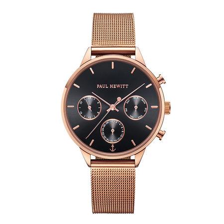 Paul Hewitt  Uhr - Watch Everpulse Line - in black - für Damen schwarz