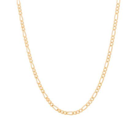 Pernille Corydon  Halskette  -  Ellen Necklace Goldplated Silver  - in gelbgold  -  Halskette für Damen beige