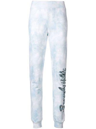 Philipp Plein  'Beverly Hills' Jogginghose - Blau blau
