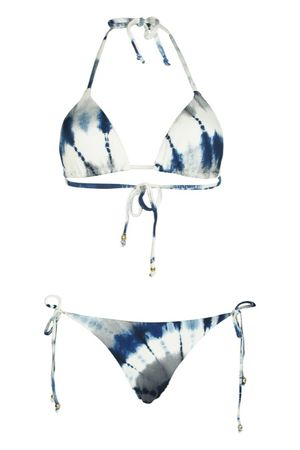 Pilyq Cast Away Padded Triangel Bikini