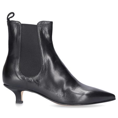 Pomme d´or Chelsea Boots 4664 Glattleder grau