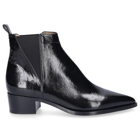 Pomme d´or Chelsea Boots 5180I Lackleder Finished schwarz schwarz