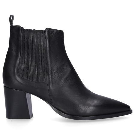 Pomme d´or Chelsea Boots 5307C Kalbsleder schwarz schwarz