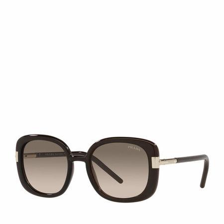 Prada  Sonnenbrille - 0PR 04WS - in braun - für Damen